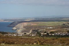 North Coast from St.Agnes Beacon by Stocker Images