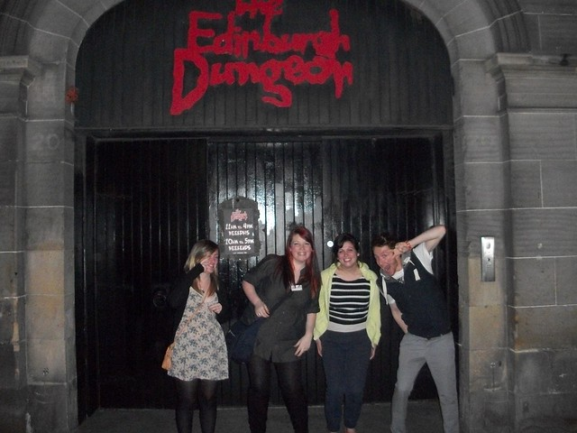 Hotels Near Edinburgh Dungeons