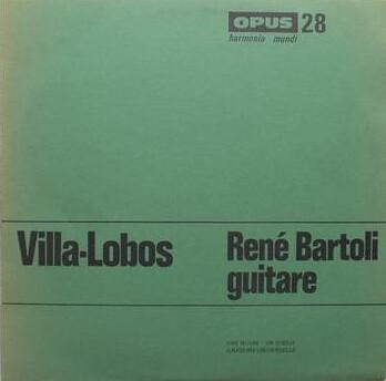 Rene Bartoli cover