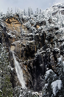 The Cascades in Winter