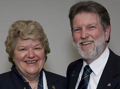 Graeme and Lyn Davies