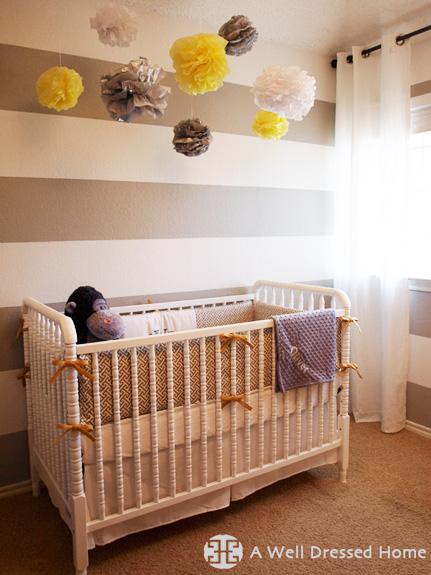 Oliver's Modern Nursery