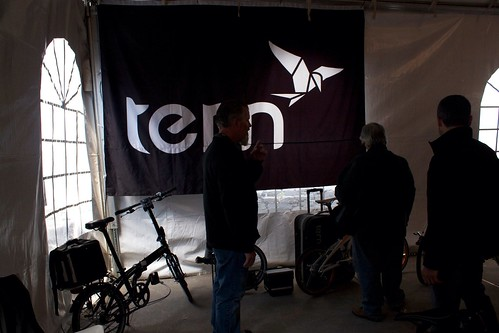 Tern Bicycles banner