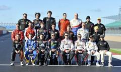 BTCC MEDIA DAY Silverstone 2012