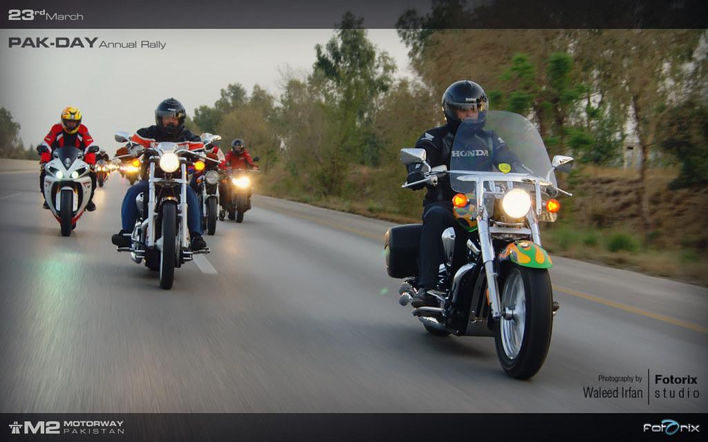 Fotorix Waleed - 23rd March 2012 BikerBoyz Gathering on M2 Motorway with Protocol - 7017519753 d68df1840c b