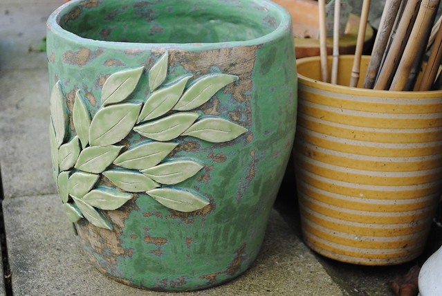 My handmade garden pot