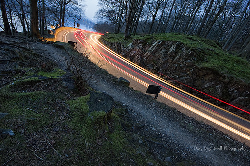 Round The Bend....Again! by Dave Brightwell