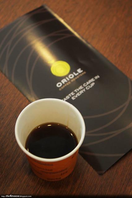 Savour 2012 - Oriole Coffee
