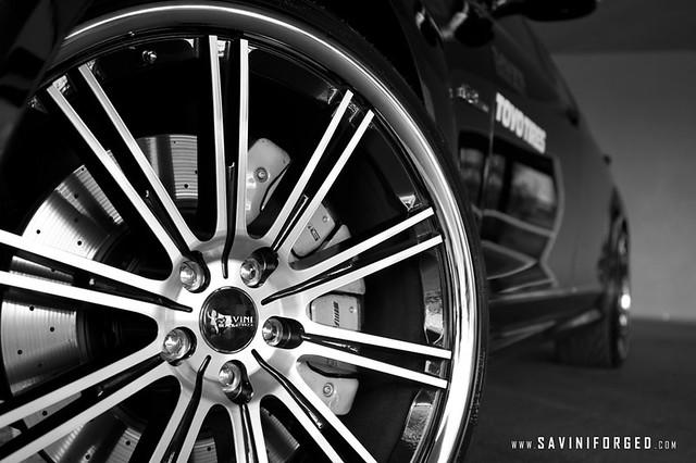 Mercedes S63 BM3