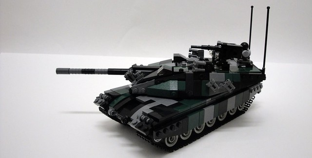 M7 Main Battle Tank (3)