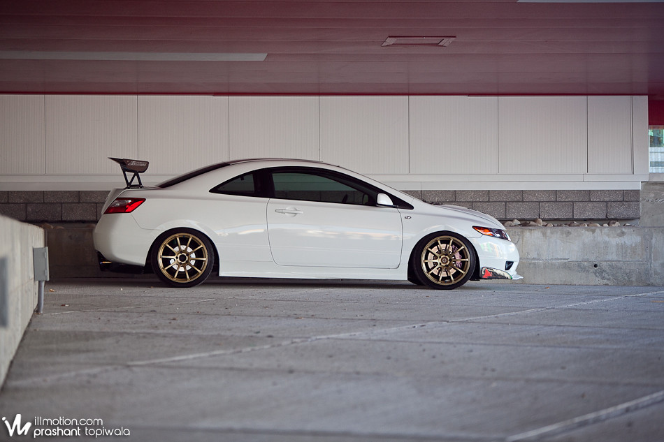 ... Honda Civic Si 2008 Coupe Jdm
