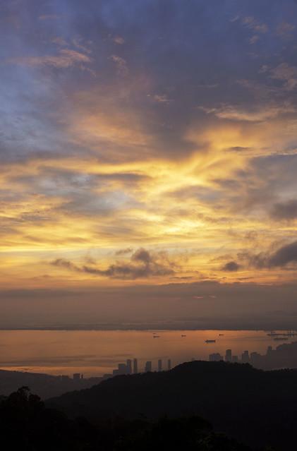 Penang Island's Sunrise