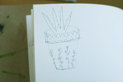 Pot Decoration Concept