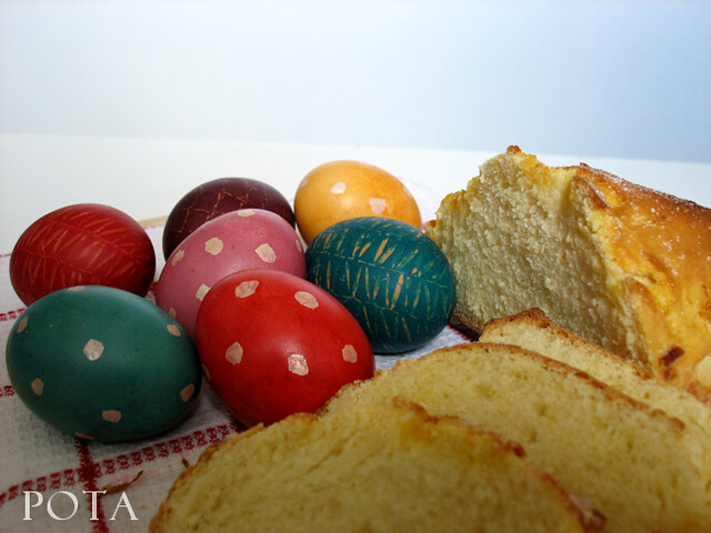 Pâques orthodoxe - Христос Васкресе!!!