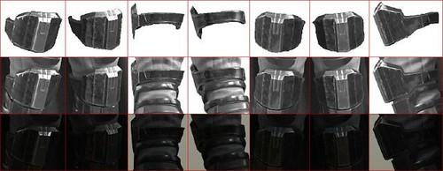 Malgus knee armor