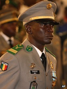 Leader of the Mali coup Capt. Sanogo is rejecting the threatened intervention of the regional Economic Community of West African States (ECOWAS). The regional body says it will enter both Mali and Guinea-Bissau in the wake of military takeovers. by Pan-African News Wire File Photos