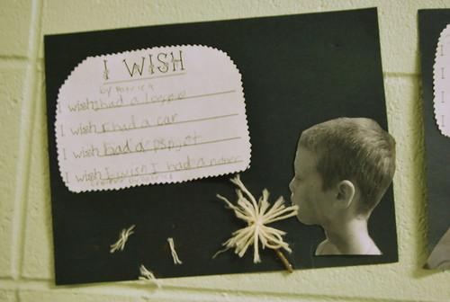 i wish art