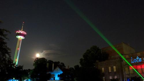 Luminaria 2012: Moon Rise