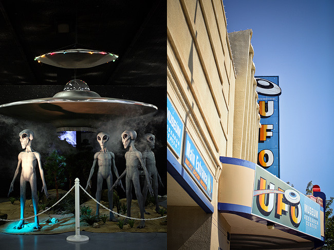 New Mexico Roswell UFO Museum | Cross Country Roadtrip | 50 States Photography Challenge