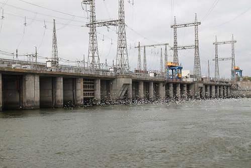 Kremenchug Hydroelectric Power PlantVZ-UK002