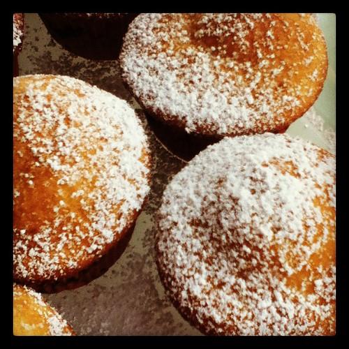 Orange Pop cupcakes. #cupcake