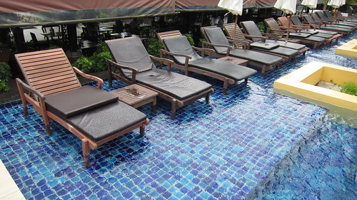 Koh Samui Kandaburi Resort hillside pool サムイ島カンダブリリゾート (8)