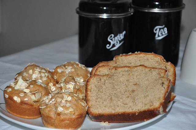 Muffins & Banana Bread