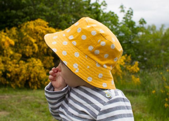double bucket hats – skirt as top 24083ea10a3