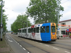 GVBA tram 781 Diemen