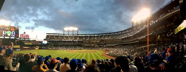 mets night game