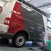 Woodmans Van Wraps 2012 - Fleet of 7 Completed