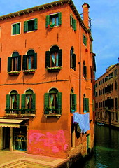 Colors in Venice
