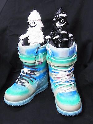 Gargamel x Nike Snowboarding