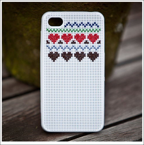 Onneke's Iphone case