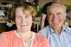 Herr und Frau Schlaus
