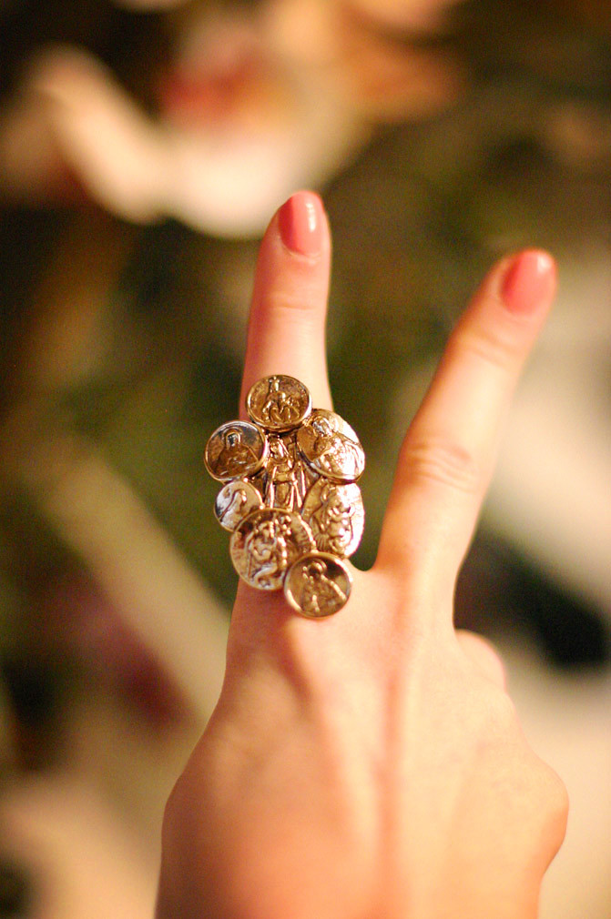 Low Luv x Erin Wasson jewelry, Fashion
