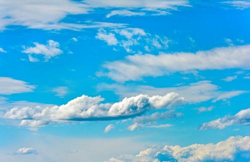 [フリー画像素材] 自然風景, 空, 雲, 青空 ID:201206181200