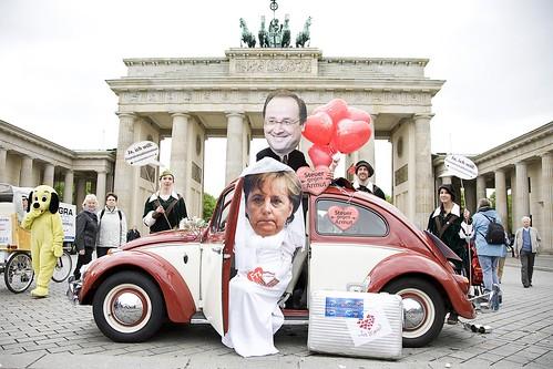 Global Week of Action 2012: Germany