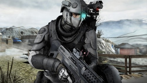 Raven Strike DLC Announced for Ghost Recon: Future Soldier
