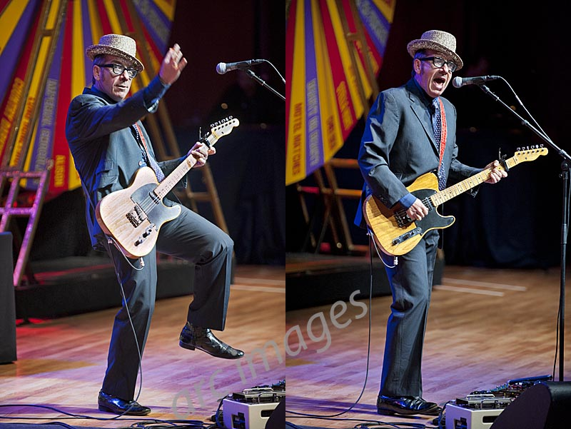 Elvis Costello @ Birmingham