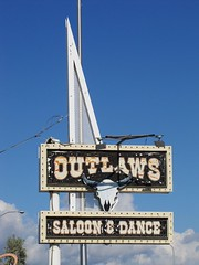 Dance with an outlaw