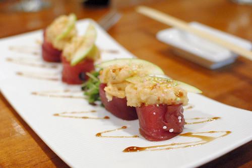 tuna flowers