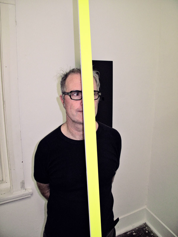 SNO 82 Artist Portrait, Ian Andrews