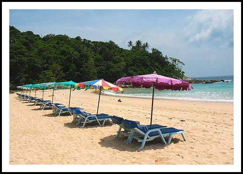 Kata Noi Beach Chairs