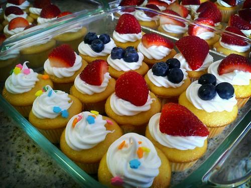 mini cupcakes