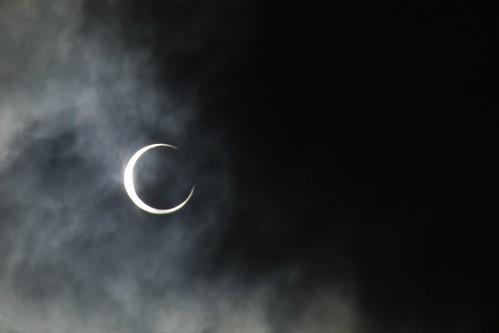 金環日食2012/05/21