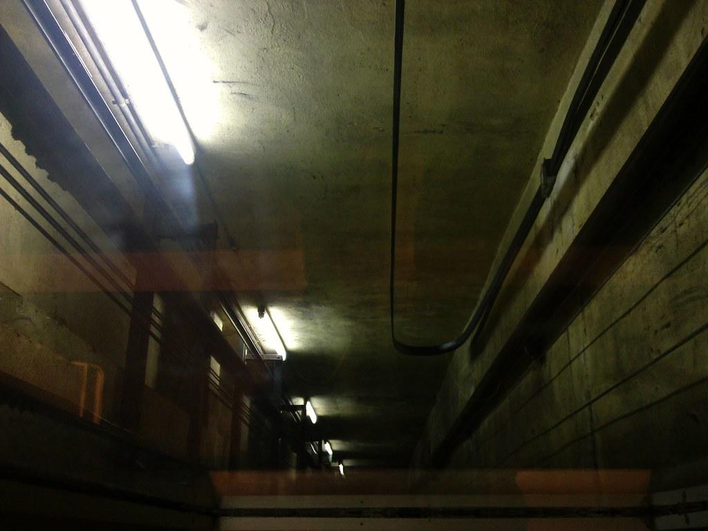 Fahrstuhlschaft - Elevator Shaft