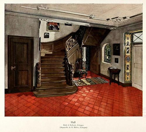 001-120 intérieurs en couleurs…19--