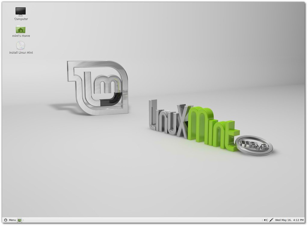 linux mint maya