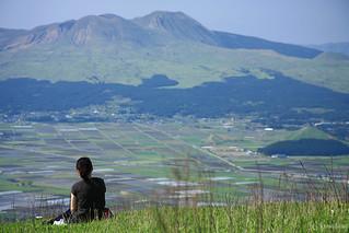 morning at Aso Valley